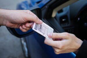 Помогли вернуть водительские права