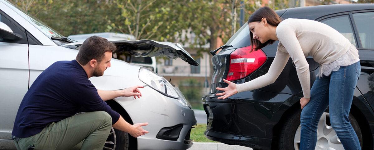 Повреждение автомобиля третьими лицами