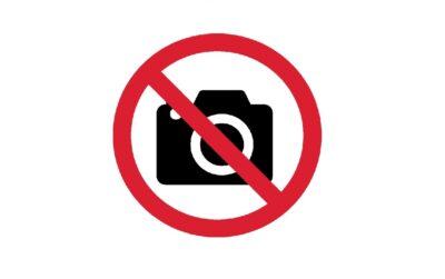 Использование фото в Интернете без разрешения