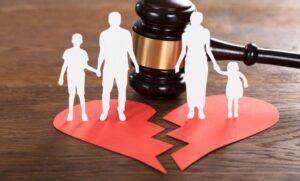 Дело о расторжении брака без спора о разделе имущества и определении места жительства детей