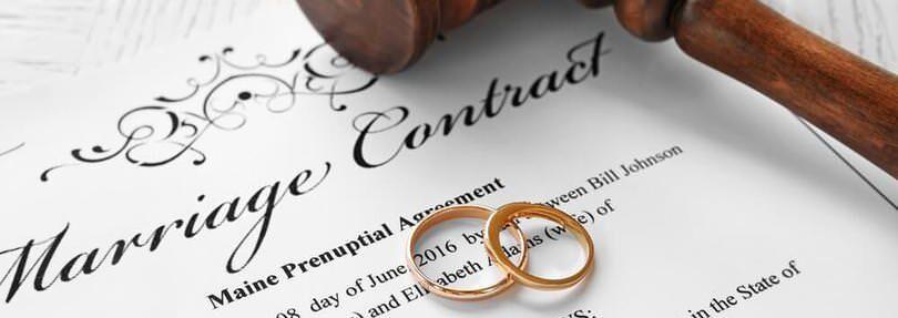 Что дает брачный договор