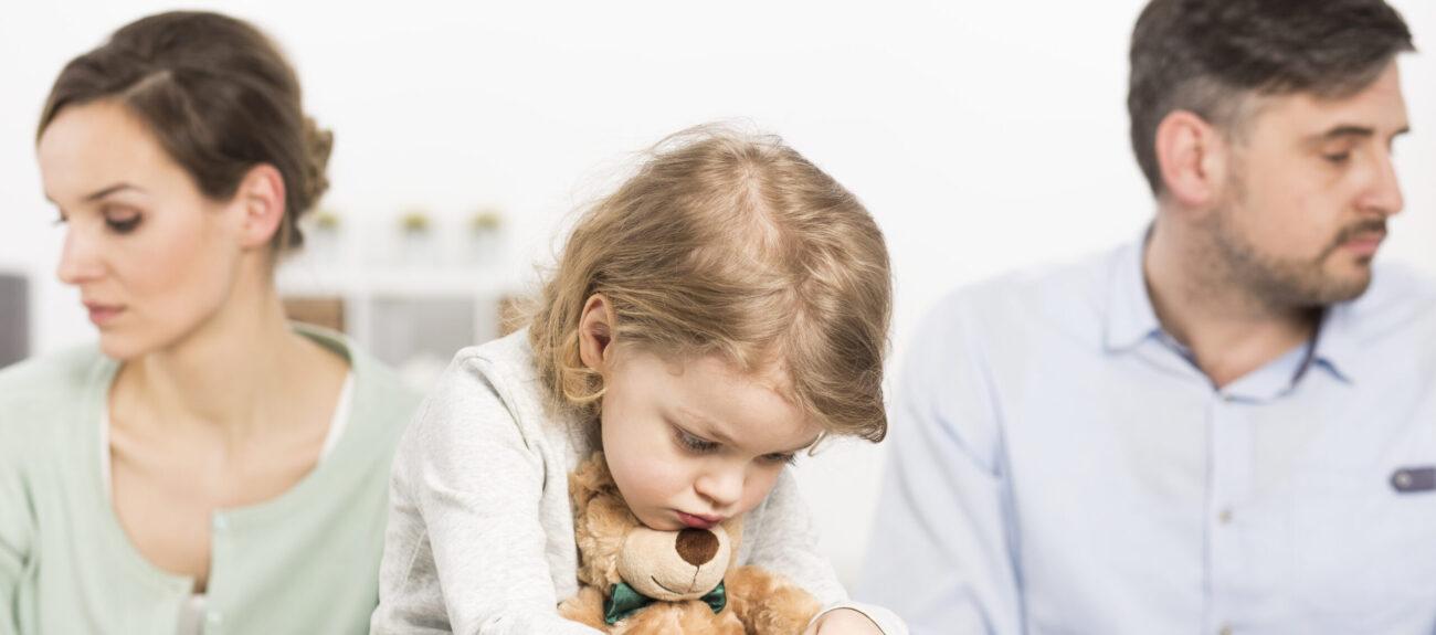 Процедура развода маленький ребенок