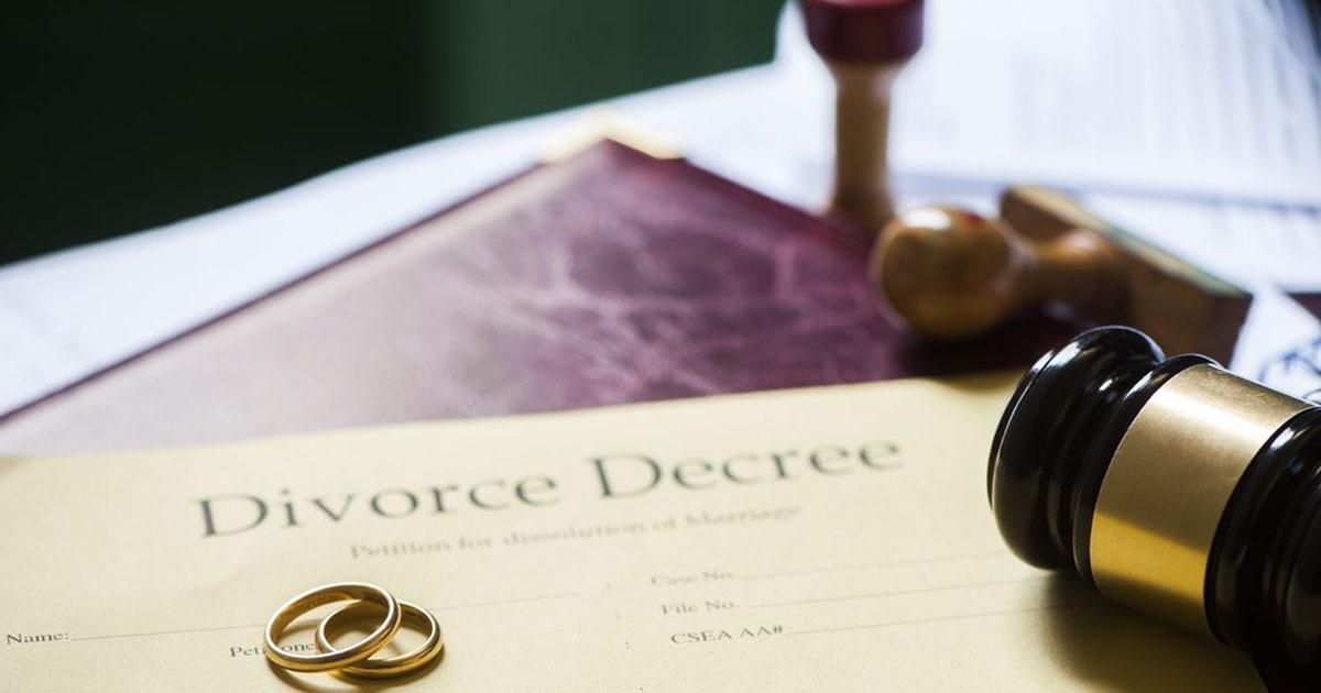 Необходимые документы для подачи на развод