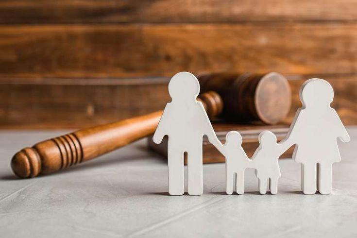 решения вопросов о детях и имуществе при разводе