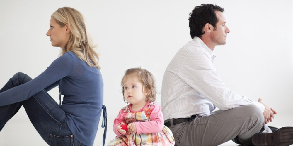 Процедура развода, если ребёнок не достиг 3-х лет