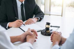 Консультация юриста при разводе супругов