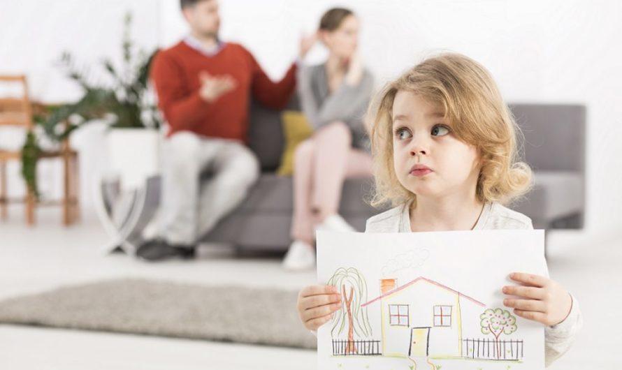 суд для определения места проживания ребенка